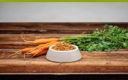 ANiFiT Hundefutter Zusatznahrung Karotten Pellets