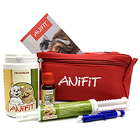 ANiFiT-Notfallapotheke für Hunde und Katzen